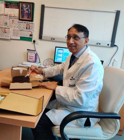 Dr HS Bhatoe
